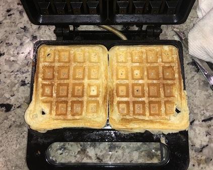 Classic Buttermilk Waffles Recipe