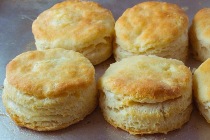Popeye's Homemade Biscuits Copycat Recipe