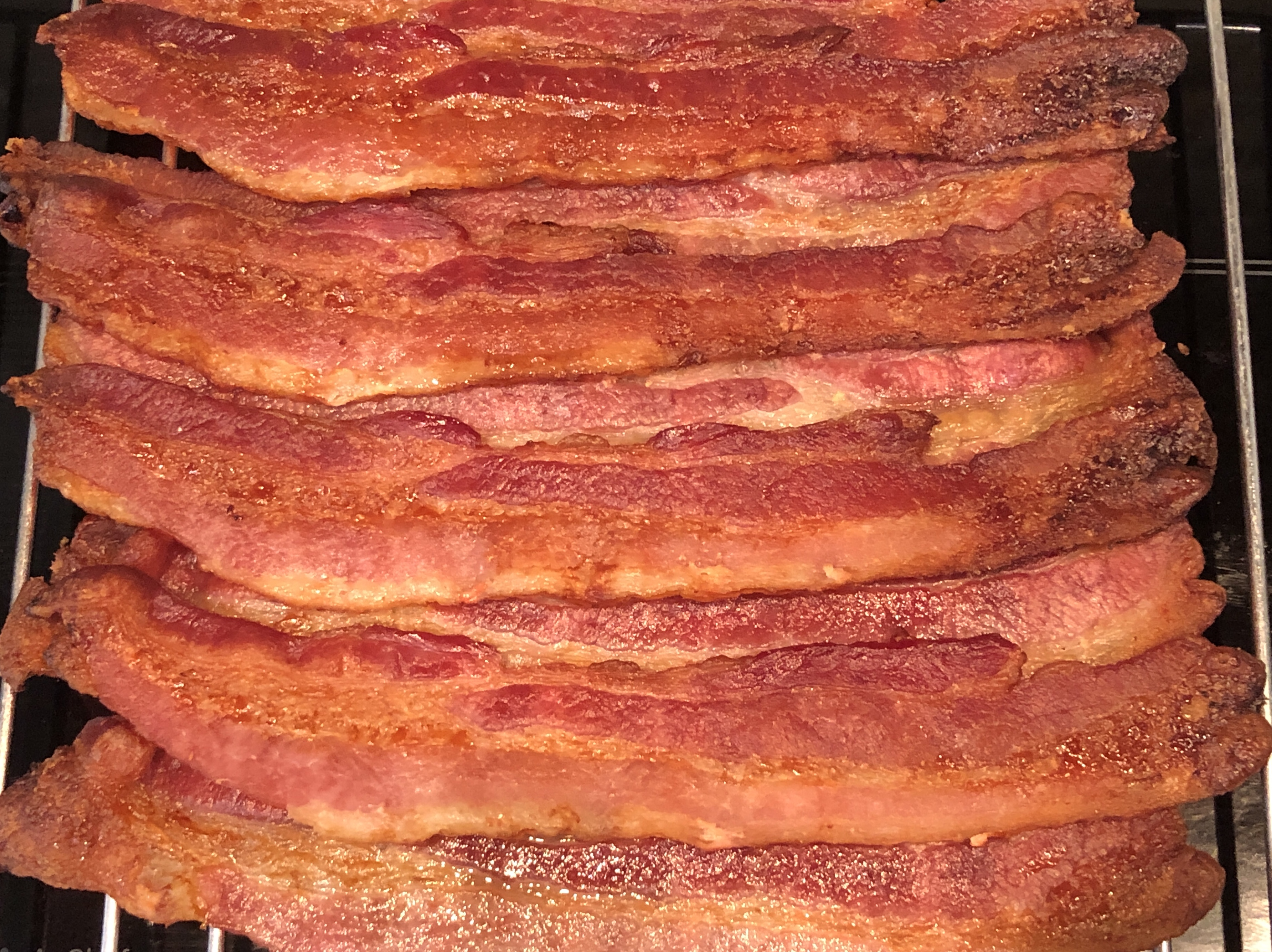 Perfect Crisp Bacon Tip
